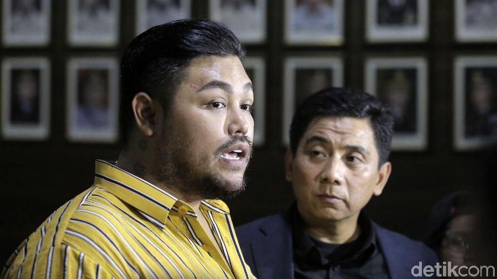 Ivan Gunawan Harap Asisten Kapok Ditangkap Polisi karena Narkoba