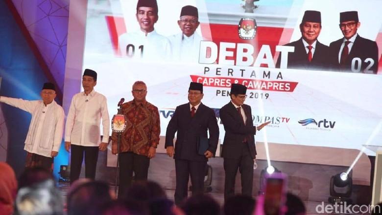 Survei Kompas: Jokowi Menang di NTB-NTT-Bali, Prabowo Unggul di Sumatera