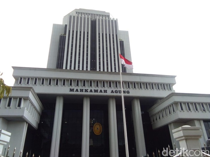 Mahkamah Agung (Foto: Lisye Sri Rahayu-detikcom)