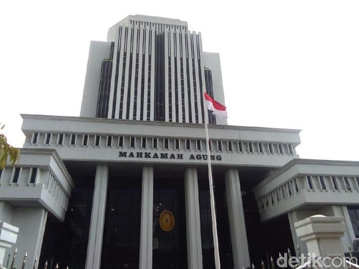 Gedung Mahkamah Agung (Foto: dok. detikcom)