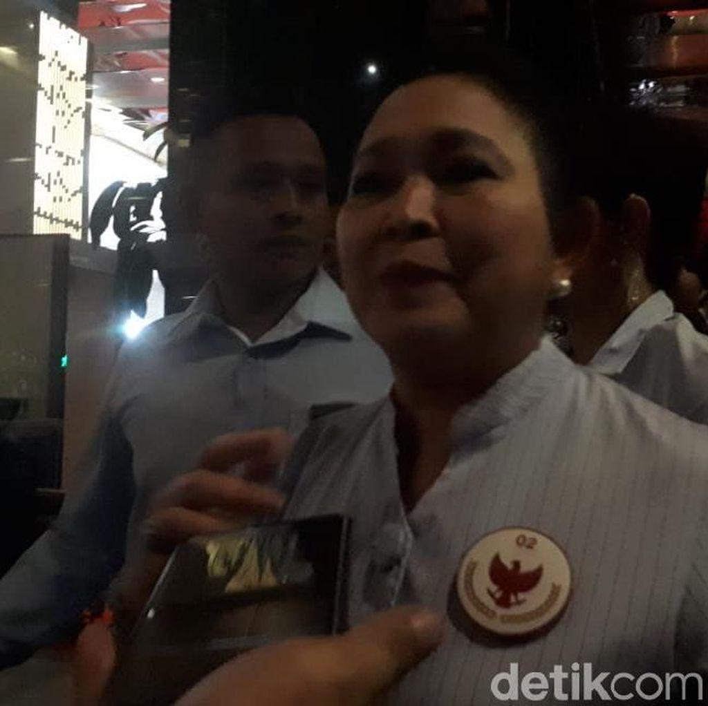 Megawati Hingga Titiek Soeharto Hadiri Debat Capres Perdana