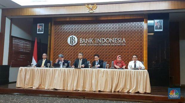 BI: Indonesia Tak Bisa Hidup Tanpa Utang Luar Negeri