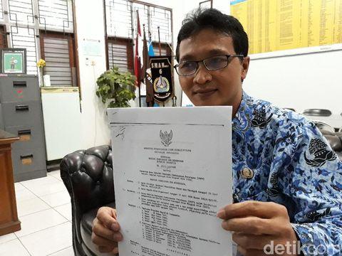 Kepala SMAN 6 Surakarta memastikan ijazah Jokowi asli