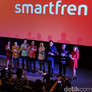 Direksi Smartfren Buka-bukaan Soal Isu Merger Besok