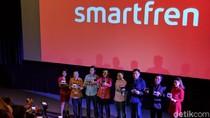 Palapa Ring Diresmikan Jokowi, Smartfren Siap Ekspansi ke Timur