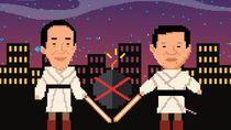 5 Senjata Jokowi Vs Prabowo di Debat Pilpres Kedua
