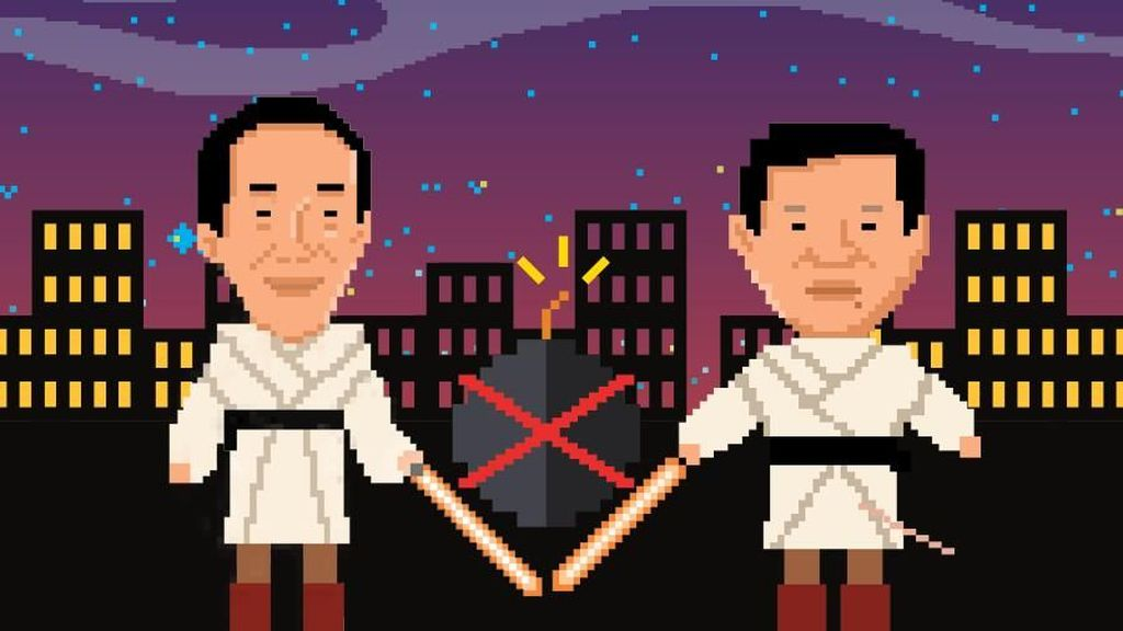 Netizen #MojokinCapres dengan Pertanyaan Kritis nan Jenaka