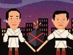 Cara Jokowi Vs Prabowo Bendung Terorisme