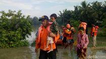 Kebumen Sisi Selatan Masih Banjir, Evakuasi Warga Terus Berlangsung