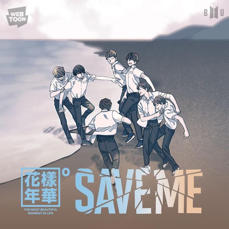 Webtoon dari BTS Universe Rilis Serentak di 7 Negara  Foto: Line Webtoon Indonesia