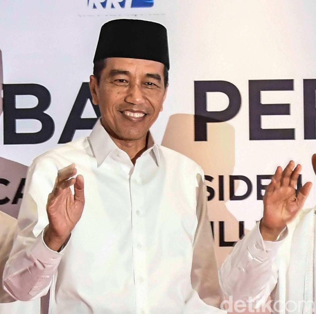 Visi Jokowi: Indonesia Maju dengan Optimisme
