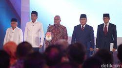 Kubu Prabowo-Sandiaga Usul Paslon Tak Bawa Sontekan Teks Saat Debat