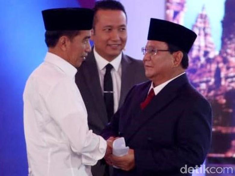 Jokowi Kirim Delegasi, Prabowo Deklarasi Lagi