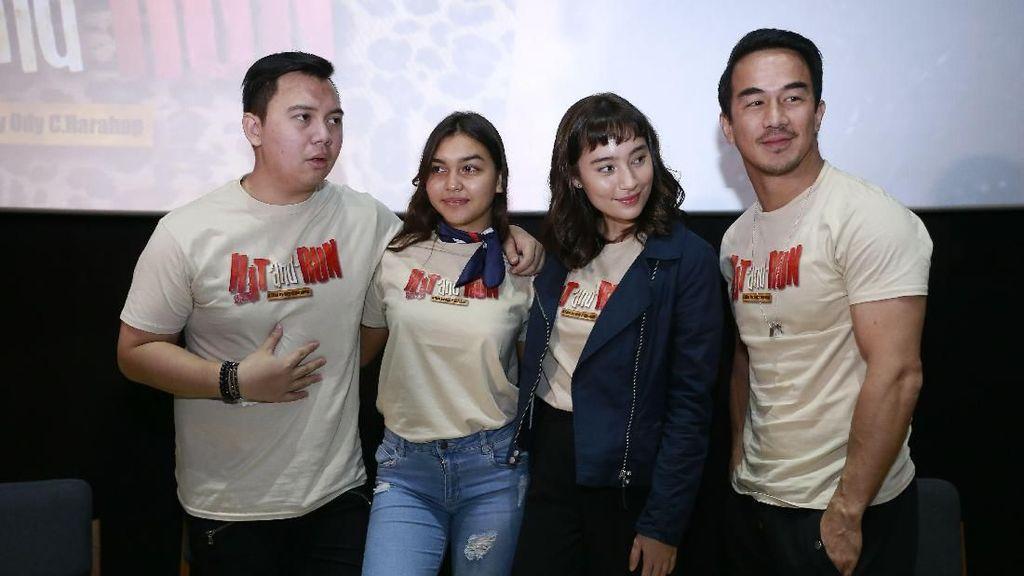 Cerita Joe Taslim hingga Tatjana Saphira Bintangi Hit n Run