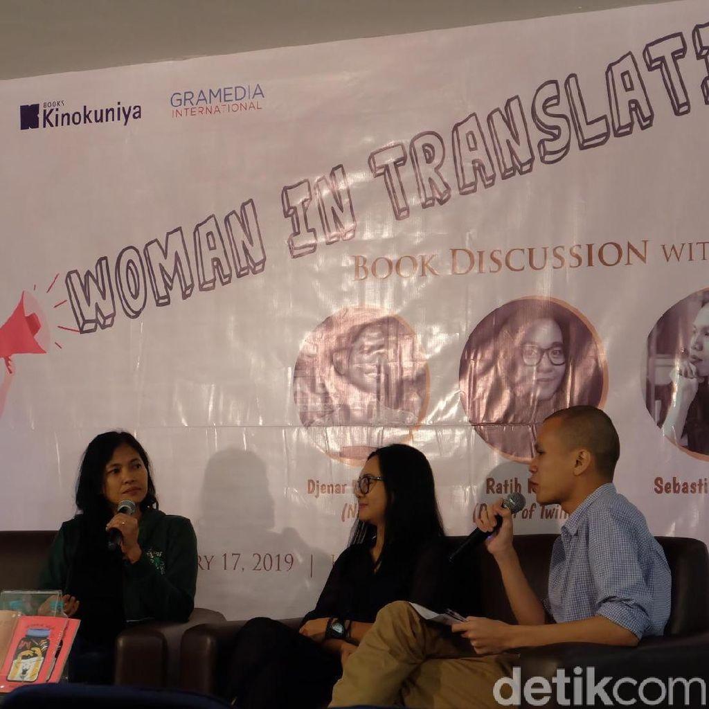 Tantangan Penulis Perempuan Masa Kini, Isu Feminis hingga Millenial