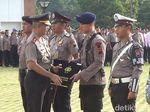 Polisi yang Dibentak Peserta Tablig Akbar Solo Diberi Penghargaan