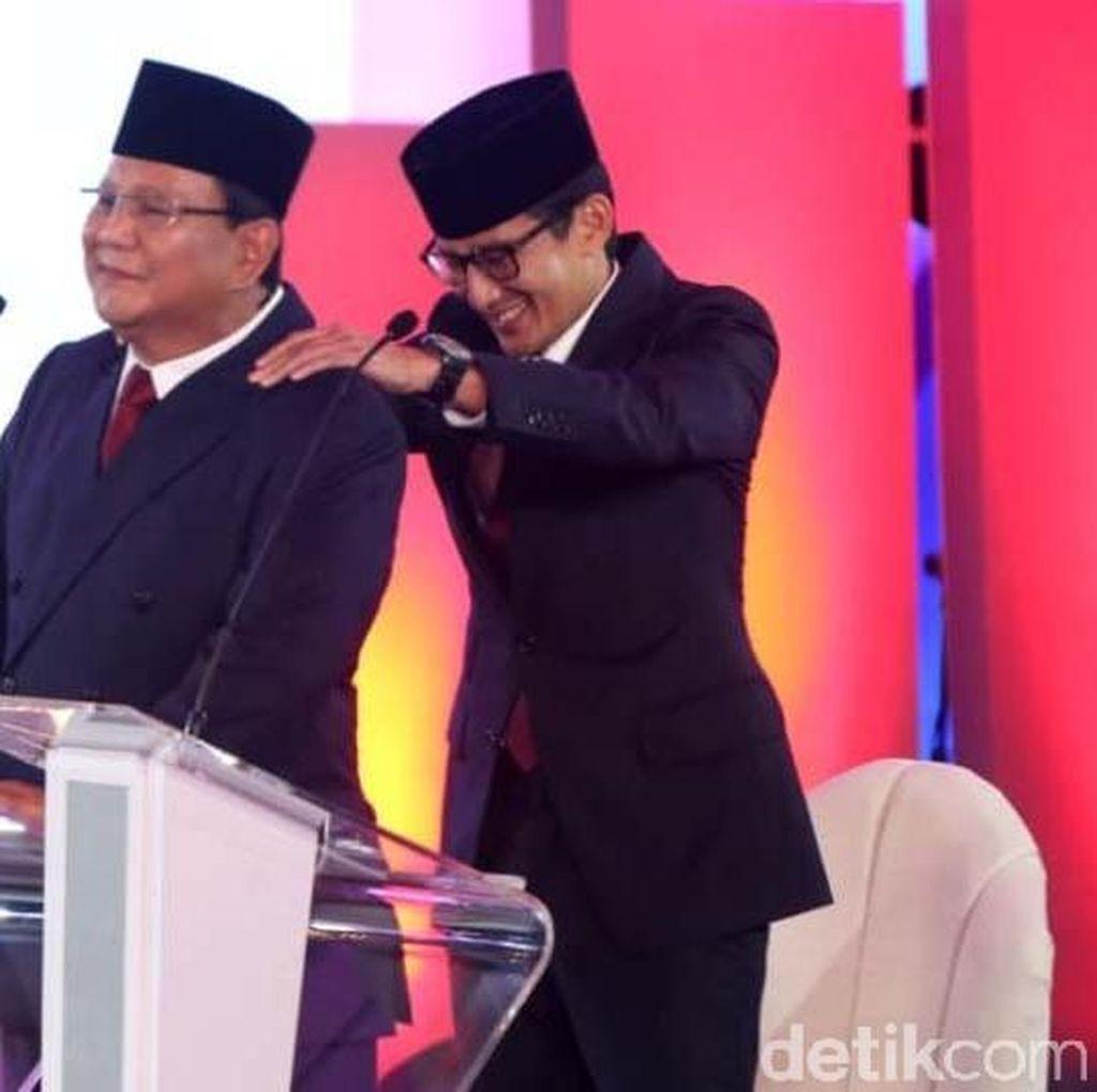 Relawan Jokowi Pertanyakan Istilah Prabowo Korupsi Nggak Seberapa