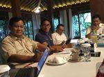 Melihat Persiapan Prabowo-Sandi di Hambalang Jelang Debat
