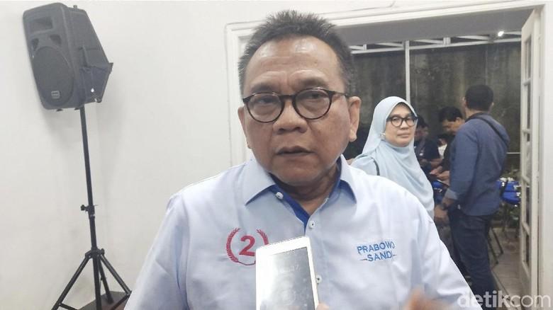 Gerindra Laporkan Proses Fit and Proper Test Cawagub ke Anies