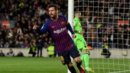 Messi Mendekati Puncak Daftar Top Skorer Barcelona di Copa del Rey
