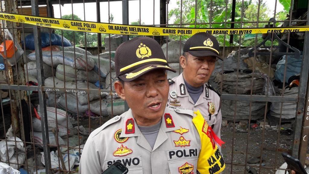 Polisi: Penggilingan Limbah Tempat Sariman Tewas Tergilas Tak Berizin