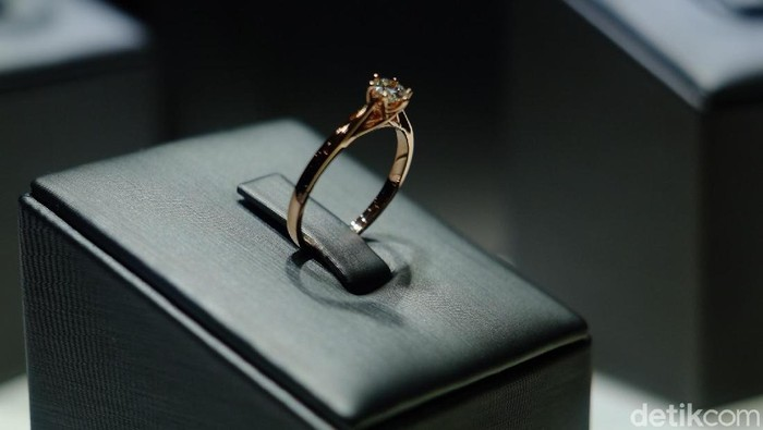 Ilustrasi cincin berlian. Foto: Silmia Putri/Wolipop