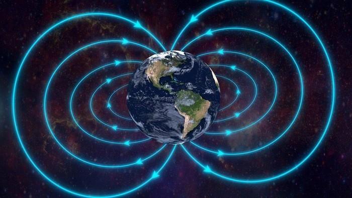 Pergeseran kutub utara magnet dan perubahan medan magnet Bumi sudah diatasi oleh para ilmuwan. Foto: BBC Magazine