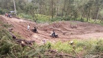 Jalan Longsor, Aktivitas Warga 3 Desa di Banjarnegara Terhambat