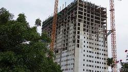 Rumah DP Rp 0 Anies Sudah Terbangun 20 Lantai