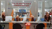 Mall Pelayanan Publik Pertama di Jateng Ada di Banyumas