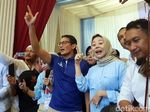 Kata Sandi soal Cium Tangan Maruf Amin dan Pijatan ke Prabowo