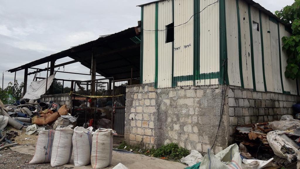 Evakuasi Sariman yang Tewas Tergiling Mesin Berlangsung 1 Jam