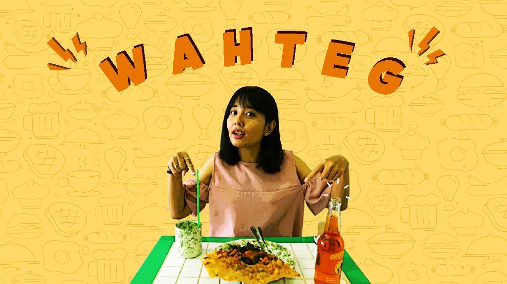 Wahteg: Warteg Zaman Now Anti Kepanasan