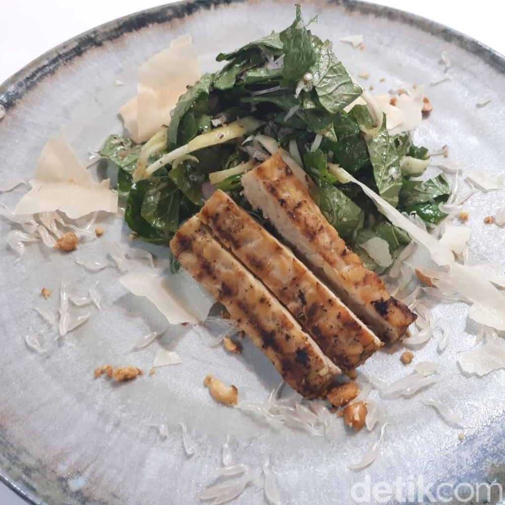 Sup Kenikir hingga Salad Pegagan, Olahan Tumbuhan Liar yang Enak dan Sehat