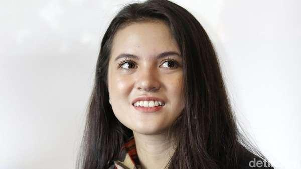 Marsha Aruan, Calon Mantu Ahmad Dhani Bicara Presiden Pilihan
