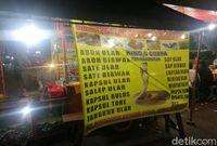 Berani Coba? Tempat Makan di Jakarta Ini Tawarkan Empedu Ular dan Sate Biawak