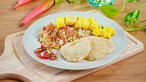 Ada Nasi Padang Vegan dan Nasi Goreng Kecombrang yang Mantap di Sini