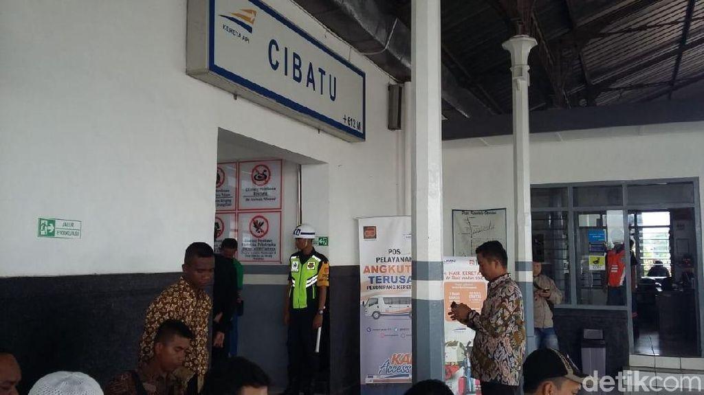 Selesai Akhir 2019, Reaktivasi Jalur KA Cibatu-Garut Rp 400 M