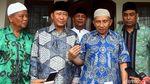Momen Pertemuan PPP Muktamar Jakarta Bersama Amien Rais