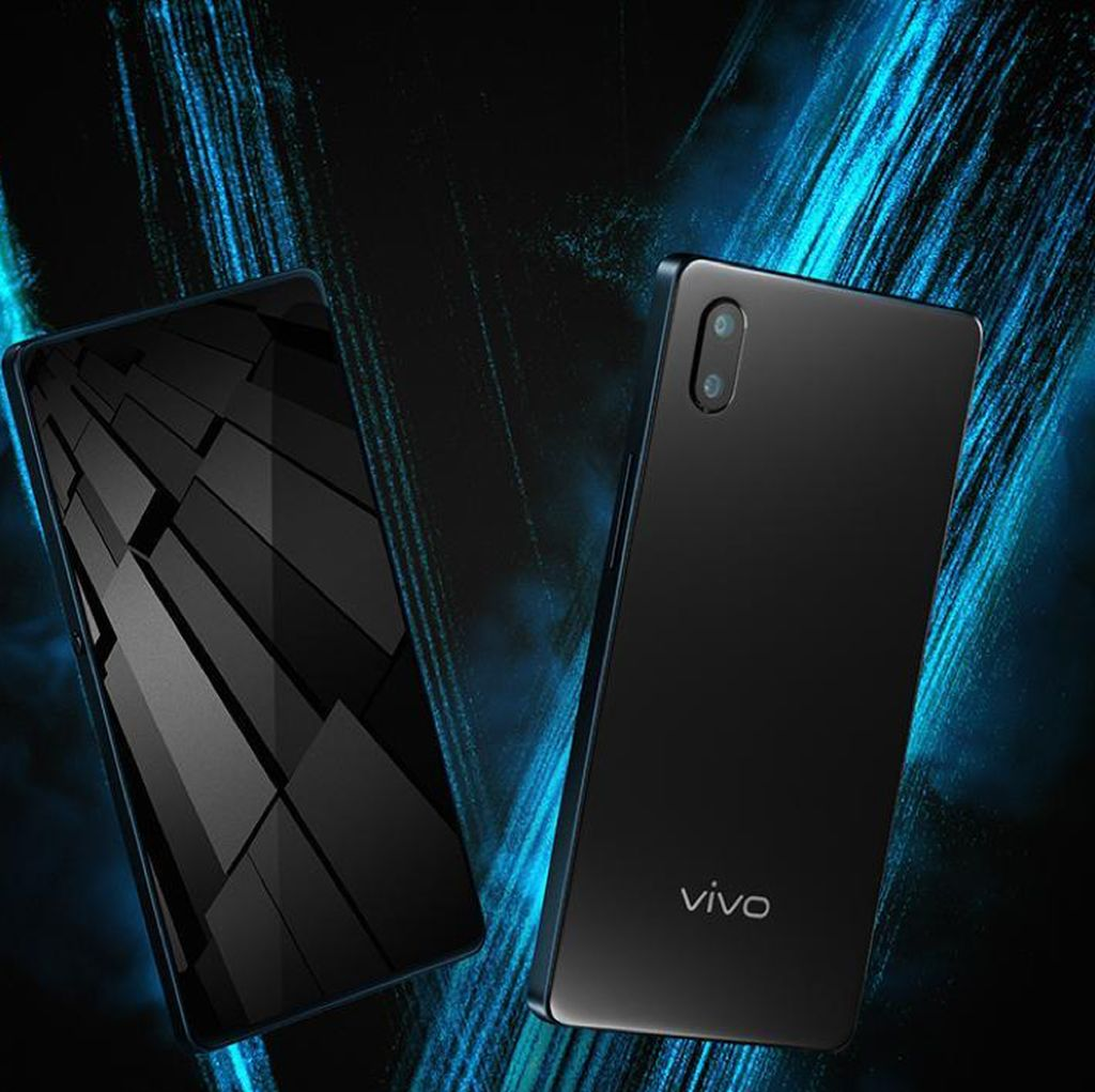 Smartphone Vivo APEX 2019 Diperkenalkan Akhir Bulan Ini