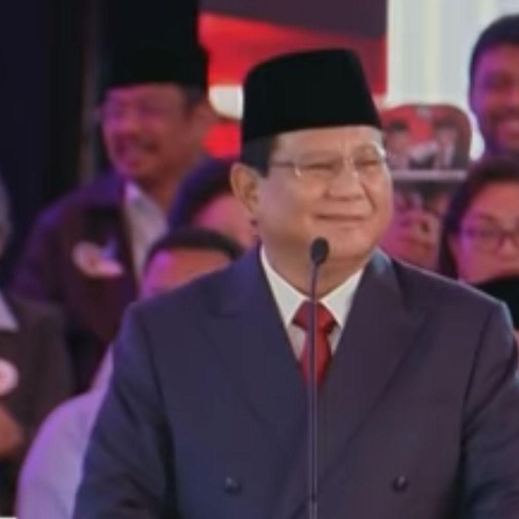 Prabowo Tak Garang Saat Debat, Ini Kata Pakar Psikologi Politik