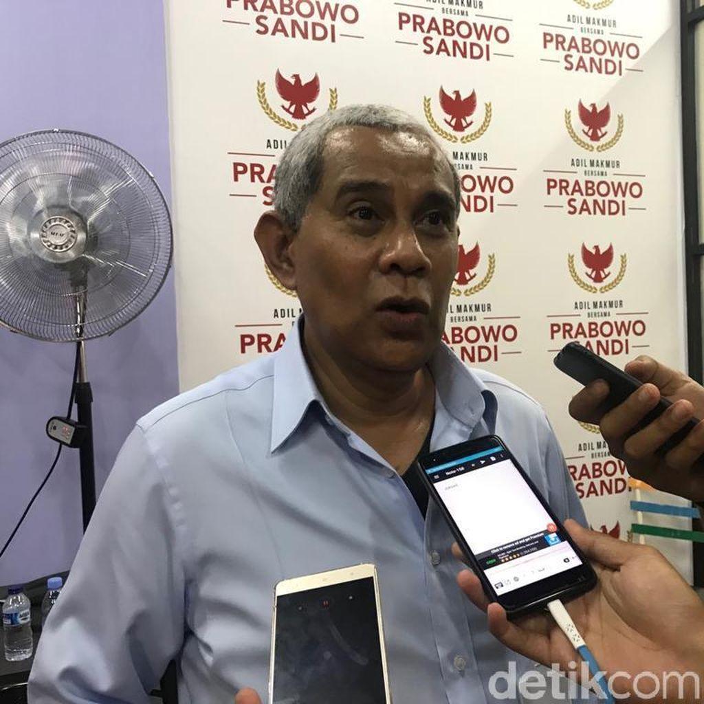 BPN: Jokowi Minta Duit ke Adik Prabowo untuk Pilgub DKI