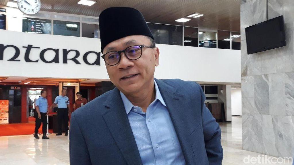 Zulkifli Hasan soal Lahan Prabowo: JK Tidak Membela, tapi Objektif