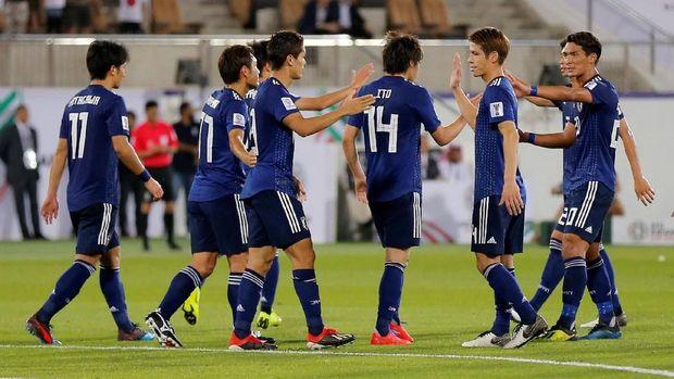 Timnas Jepang akan ditantang Vietnam di perempat final Piala Asia 2019.