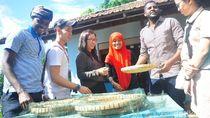 Ketika Mahasiswa Asing dari Asia dan Afrika Belajar Olah Kopi Muria