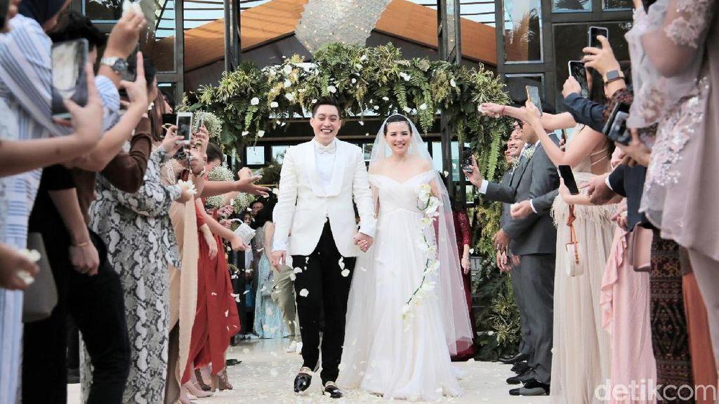 Kebahagiaan Edric Tjandra-Venny dan Senyum Cinta Penelope