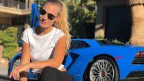 Gaya Seksi Doreen Seidel, Model Playboy yang Kini Jadi Pembalap F1