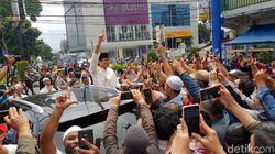 Sate dan Harapan Sandiaga Dapat Rezeki Jokowi