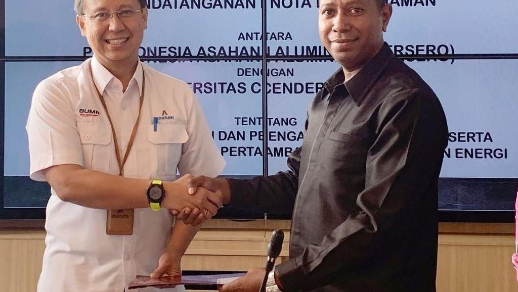 Cara Inalum Perbanyak Ahli Tambang Putra Papua di Freeport