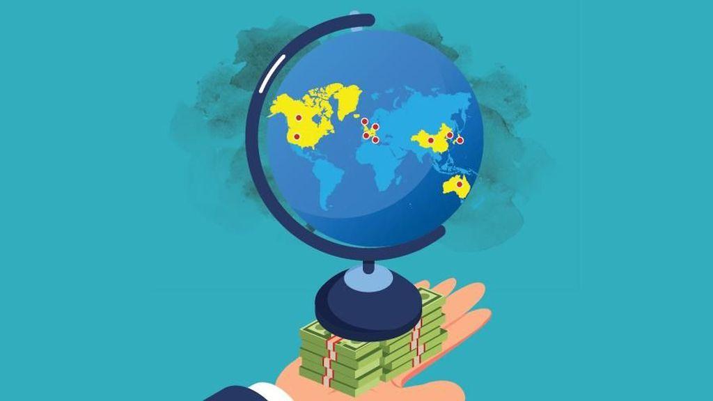 Data dan Fakta 10 Negara Sarang Orang Kaya Dunia